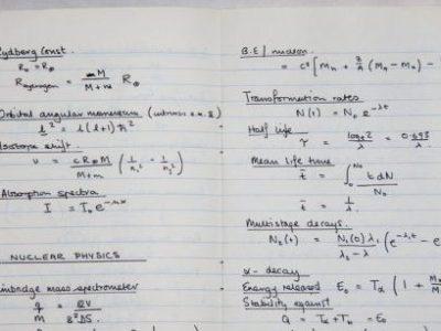 Parte 19 – La matematica del rumore